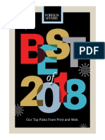 The Best of 2018 Foreign Affairs.pdf