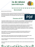 Guia Do Aluno _ Especialização (Turmas a Partir de Março 2019)