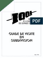 Guide de Visite
