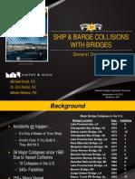 bridge design for vessel colission