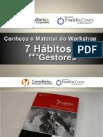 workshop para gestores