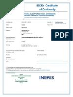 IECEX-INE-11.0023X