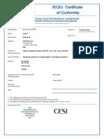 IECEX-CES-15.0005U