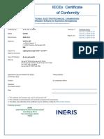 IECEX-INE-13.0056X