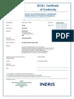 IECEX-INE-13.0078X