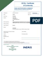 IECEX-INE-16.0013X