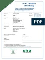 IECEX-SIR-06.0043X