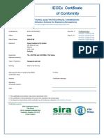 IECEX-SIR-08.0045X