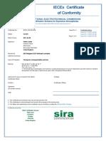 IECEX-SIR-09.0028