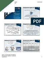 Aula 8_Caracterização Do Planejamento Logístico e Cadeia de Suprimentos