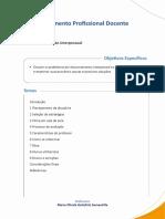 Desenvolvimento profissional docente_Relacionamento interpessoal