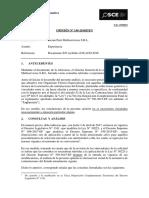 149-18 - Td. 13358691 - Jacsan Peru Multiservicios s.r.l. - Experiencia v.f.
