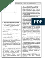 Procédure Déclaration Installation Production Électricité Arrêté Du Min.Énérgie Du 02-04-2007