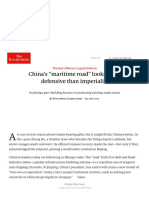 "China's ""maritime road"" looks more defensive than imperialist - The best offence is a good defence.pdf"