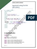 Adv Java Sessions
