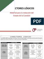 Conectores Lógicos - Diapositivas