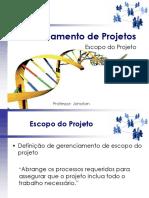 04 - Escopo Do Projeto TIR