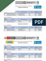 Resultados- Xvi Onem- 2019 - Etapa Ugel