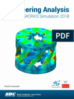 Engineering Ysis With Solidworks Simulation 2018