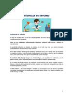TECNICAS ESTUDIO - Copiar