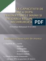 4 Evaluarea Capacitatii de Munca Dupa Traumatismele Mainii Delbani Mohama