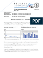 September 2019 Jobs Report