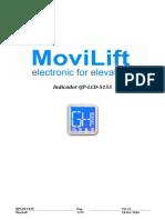 Diplay movilift