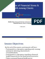Mex Workshop Financial Health Indicators PPT