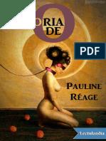 Historia de O Pauline Réage