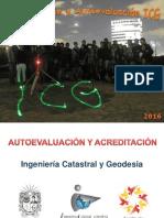 Presentación Autoevaluación Acreditación 2016