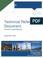 Dynamic Load Modeling Tech Ref 2016-11-14 - FINAL(1)