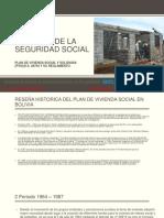 derechos de la seguridad social bolivia