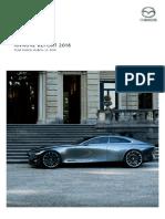 Mazdaa report
