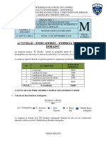 Empresa Minera El Dorado(1)