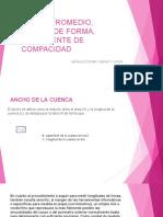 .Archivetempancho Promedio,Factor de Forma,Coeficiente de Compacidad