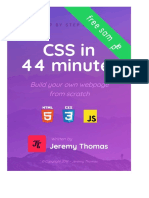Sample for CSS