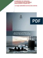Maritime doctrine