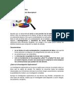 Investigación Descriptiva Ejemplos (1)