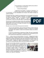 Cómo Impacta El Uso de Conductismo o Constructivismo Dentro de Las Aulas de Telesecundaria en Zacatecas