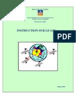 Instruction ANCFCC GPS
