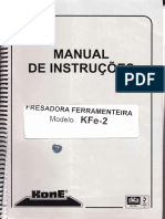 Manual Completo Fresadora