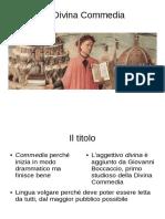 Divine Commedy - Dante
