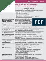 24 Disbursement Checklist