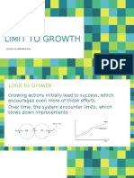 Presentation Limit to Growth