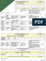 AR Nivel 2- Manutenção Preventiva ( Veiculos - Semanal )