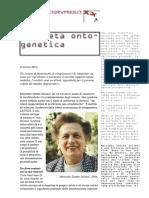 La Dieta Ontogenetica
