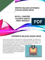 Como compartir enlaces externos y archivos desde drive.pptx