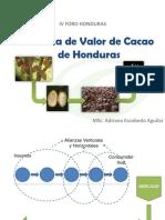 Caracterización de La Cadena de Valor de Cacao Honduras (1)
