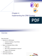 CRM STRATEGIE