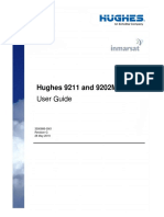 Hughes 9211 9202M User Guide Rev G